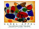 Karel Appel (1921-2006)  -  Het Zonnedier/ 60*75/ K/Br - Poster -  PS047-1