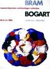 Bram Bogart (1921-2012)  -  Mus.Boymans-v.B - Postcard -  PS049-1