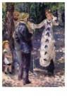 Pierre-Auguste Renoir (1841-19 -  La balancoire - Postcard -  PS1008-1