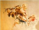 Jacob de Wit (1696-1754)  -  J.de Wit/Apollo 4 seiz.70*100 - Poster -  PS1016-1