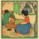 Rie Cramer (1887-1977)  -  Untitled - Postcard -  PS1031-1
