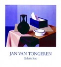 Jan van Tongeren (1897-1991)  -  Stilleven/ 66*80/ K - Postcard -  PS111-1
