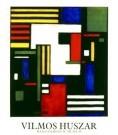 Vilmos Huszar (1884-1960)  -  Comp-met Witte Kop - Postcard -  PS137-1