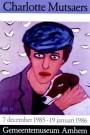 Charlotte Mutsaers (1942)  -  La Belle et la Bute - Postcard -  PS203-1