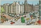 Theo v.d. Boogaard (1948)  -  Horror Vacui Ams../ 60*80/ K - Postcard -  PS218-1