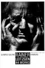 Reiner Leitzgen (1961)  -  Ohne Titel/50x75/D mat FSpap. - Postcard -  PS298-1