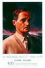 Carel Willink (1900-1983)  -  Willink/Adr.Rol.Holst/40*60/k - Poster -  PS330-1