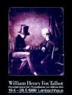 W. H. Fox Talbot (1800-1877)  -  Schachspieler - Postcard -  PS419-1