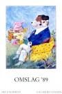 Friso Henstra (1928-2013)  -  Henstra, F./Zonder titel/Kb.il - Postcard -  PS430-1