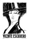 Kees van Dongen (1877-1968)  -  Vicente Escudero - Postcard -  PS462-1