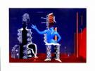 Max Ernst (1891-1976)  -  M.Ernst/Het Paar/80*60/BR - Poster -  PS781-1