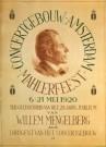 Felicien Bobeldijk (1876-1964) -  F.Bobeldijk/Mahler 1920/Concgb - Postcard -  PS800-1
