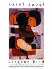 Karel Appel (1921-2006)  -  Vragend Kind - Postcard -  PS885-1