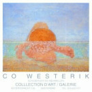 Co Westerik (1924-2018)  -  Co Westerik/Zwemmer 6/Br/70*50 - Poster -  PS890-1