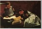 Willem Bastiaan Tholen 1860-1  -  Zusters Arntzenius - Postcard -  PS925-1