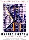 Hannes Postma (1933)  -  Moeder-Masker - Postcard -  PS933-1