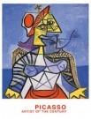 Pablo Picasso (1881-1973)  -  Femme a l'oiseau - Postcard -  PS939-1