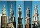 Tim Killiam (1947-2014)  -  Torens Amsterdam - Postcard -  PSCB001-1