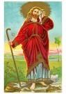 A.N.B.  -  Jezus (easter greetings) - Wenskaarten-set -  Q1C2391-1