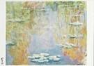 Claude Monet (1840-1926)  -  Nympheas - Postcard -  QA026-1
