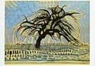 Piet Mondrian (1872-1944)  -  Blauwe Boom - Postcard -  QA039-1