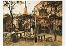 Vincent van Gogh (1853-1890)  -  van Gogh/Guinguette .. - Postcard -  QA097-1