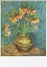 Vincent van Gogh (1853-1890)  -  van Gogh/Fritillaires.. - Postcard -  QA098-1