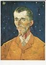 Vincent van Gogh (1853-1890)  -  van Gogh / zelfportret - Postcard -  QA099-1