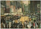 George Bellows (1882-1925)  -  G.Bellows/New York/NGW - Postcard -  QA208-1