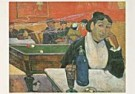 Paul Gauguin (1848-1903)  -  P. Gauguin/Cafe in Arles/PMM - Postcard -  QA222-1