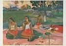 Paul Gauguin (1848-1903)  -  P.Gauguin/Source miraculeu/ERP - Postcard -  QA223-1