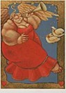 Ada Breedveld (1944)  -  A.Breedveld/ I kind of thought - Postcard -  QA230-1