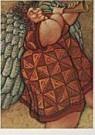 Ada Breedveld (1944)  -  A.Breedveld/ Gabriela - Postcard -  QA233-1