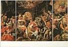 Dirck Barendsz (1534-1592)  -  Barendsz D./Drieluik/S.M.G. - Postcard -  QA239-1