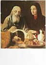 Egbert van Drielst (1746-1818) -  E.v.Drielst/Winter te Annen/DM - Postcard -  QA240-1