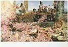 Sir L.Alma-Tadema(1836-1912)  -  Rozen v.Heliogabal - Postcard -  QA247-1
