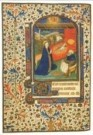 Anoniem  -  Geboorte van Christus/KB - Postcard -  QA282-1