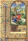 Anoniem  -  verkondiging herders/KB - Postcard -  QA284-1