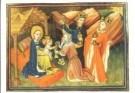 Anoniem  -  Aanbidding Koningen/KB - Postcard -  QA288-1