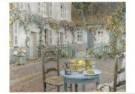 Henri le Sidaner (1862-1939)  -  De blauwe tafel - Postcard -  QA317-1