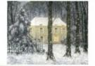 Henri le Sidaner (1862-1939)  -  Winteravond - Postcard -  QA323-1