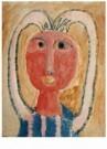 -  Girl's Portrait/Meisjesportret - Postcard -  QA364-1
