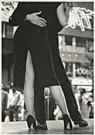 Raina Sacks  -  Sacks / La Balance - Postcard -  QB014-1