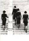 Monica Wijlick (1954-2009)  -  Montagne de Bueren - Postcard -  QB023-1
