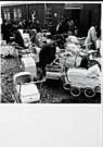 Dolf Kruger (1923-2015)  -  Schoonheidswedstrijd babies - Postcard -  QB031-1