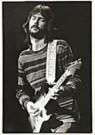 Elliott Landy (1942)  -  Elliott Landy/Eric Clapton - Postcard -  QB077-1