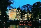 Paul van Riel (1948)  -  Herengracht,A'dam - Postcard -  QC295-1