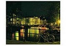 Piet van der Meer  -  Herengracht,A'dam - Postcard -  QC304-1