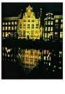 Piet van der Meer  -  Keizersgrch,A'dam - Postcard -  QC305-1