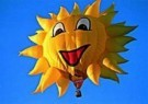 Mark Downey  -  Smiling Sun - Postcard -  QC354-1